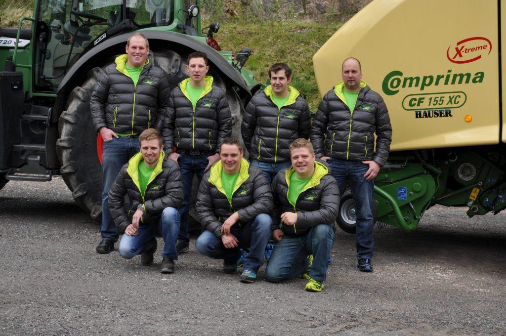 Team Ernte Service Thaler
