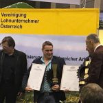Ernte Service Thaler, LU Award 2018